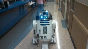 R2D2 Visit