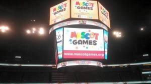 Celebrity Mascot Games